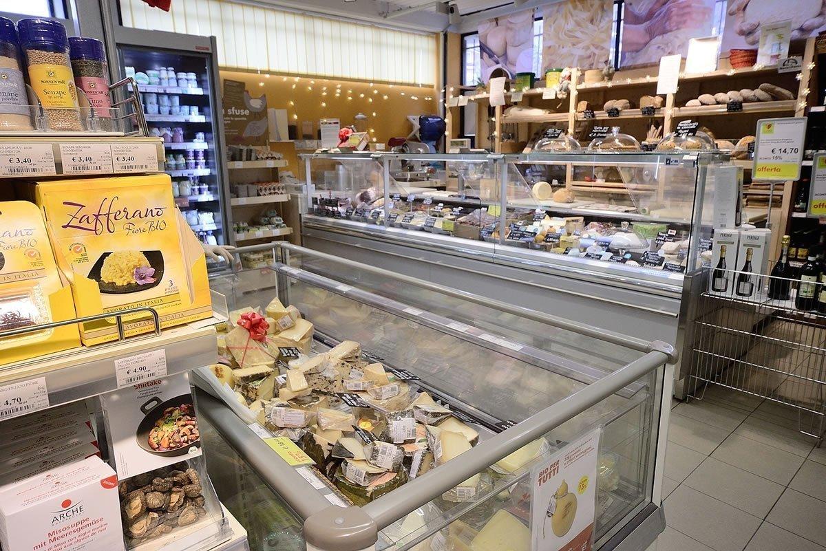Il supermercato - Lo Pan Nër