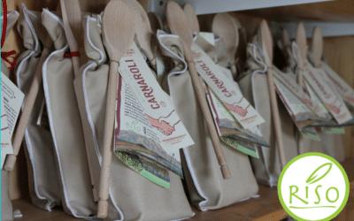Il riso biologico di Rovasenda